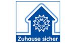Logo: Zuhause sicher